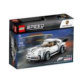75895【LEGO 樂高積木】SPEED賽車系列 1974保時捷911 Turbo 3.0 (180pcs)