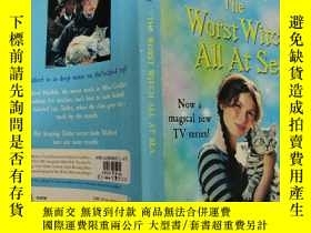 二手書博民逛書店The罕見Worst Witch All At Sea:海上最壞的女巫Y200392