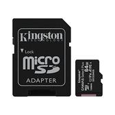 新風尚潮流 【SDCS2/64GB】 金士頓 記憶卡  64G Micro-SDXC A1 讀100MB/s 手機可用