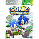 XBOX ONE 360 音速小子 世代 純白時空 -英文日文版- Sonic Generations