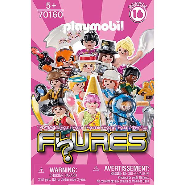 特價 playmobil 人偶包16系列 女生(多款式隨機出貨) PM70160