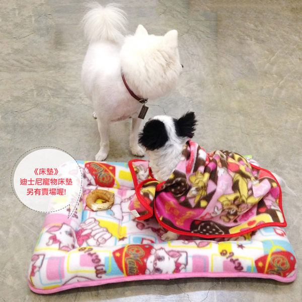迪士尼寵物毛毯 睡毯 寵物被《毛毯》