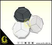 ES數位 Panasonic DMC-LX7 專用 三片式 自動鏡頭蓋 賓士蓋 LX7