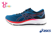 ASICS亞瑟士 GEL-EXCITE 6 SHINE 成人男款 路跑 亞瑟膠 慢跑鞋 運動鞋 A9158#藍色◆OSOME奧森鞋業