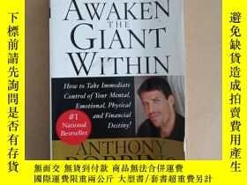 二手書博民逛書店Awaken罕見the Giant Within(英文原版)Y2