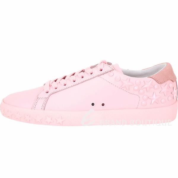 ASH Dazed 星星鉚釘細節繫帶休閒鞋(粉紅色) 1820371-05