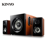 KINYO 藍牙多媒體音箱KY-1856【愛買】