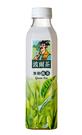【免運/聯新貨運】波爾茶 無糖綠茶580ml(24罐/箱)【合迷雅好物超級商城】