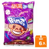 味王小王子麵韓國泡菜15g(20包)x6袋/箱【康鄰超市】