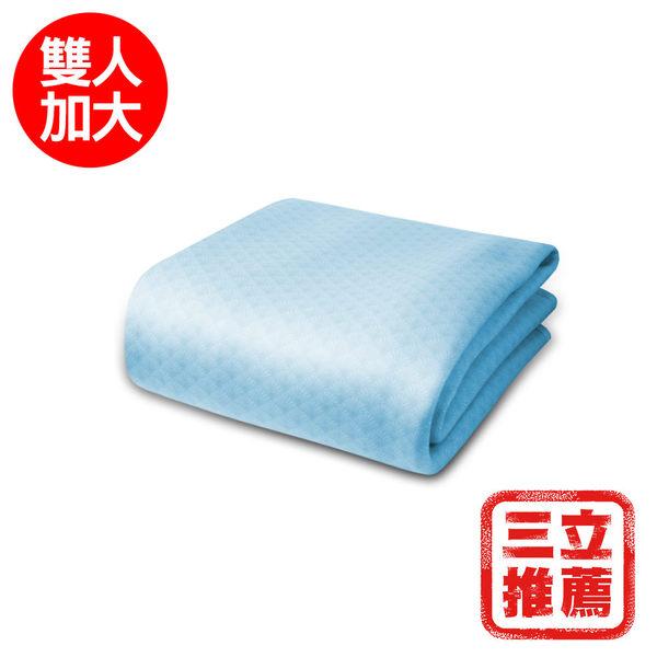 寒冰墊【YAMAKAWA】 冰心涼感床包式寒冰墊(雙人加大180x186)-電電購