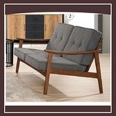 【多瓦娜】嘉可布休閒沙發雙人椅 21057-721003