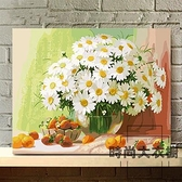 數字油畫diy手繪油畫客廳大幅風景花卉填色裝飾畫【時尚大衣櫥】