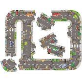 JAKO-O德國野酷-大型道路拼圖
