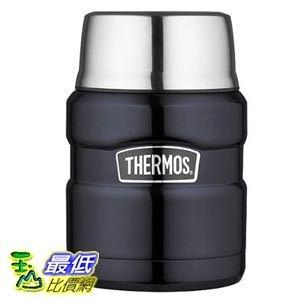 [美國直購] 膳魔師帝王 Thermos Stainless King 16-Ounce Food Jar,不鏽鋼真空食物悶燒保溫罐 SK3000MBTRI4 $1154