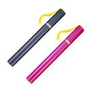Life 徠福 NO.2381/2382 畢業證書管 有穗 紅/黑 長40x直徑4cm 圖筒