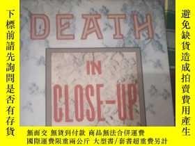 二手書博民逛書店DEATH罕見IN CLOSE—UPY274547