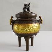 日本高岡銅器 瑞鳳 香爐 擺飾品 老沉香檀香塔燻香薰香氛