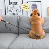 狗狗訓練皮鞭法斗專用訓犬皮鞭 愛心拍拍 狗鞭子寵物如廁打狗棒【雙12超低價狂促】