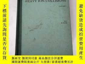 二手書博民逛書店heavy罕見ion collisions volume 3(H