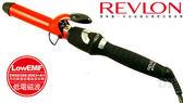 【露華濃捲髮器】 REVLON 露華濃3/4吋奈米陶瓷溫控捲髮夾器 燙髮夾器 捲髮神器 檢驗合格 RV187TW