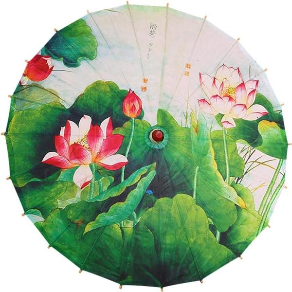 古裝傘油紙傘男女漢服中國風