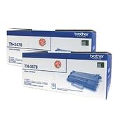 【二支組合】Brother TN-3478 原廠碳粉匣 適用HL-L5100DN L6400DW