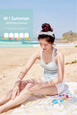 e-nail Hi Summer~叢林派指彩篇 (單色選購)