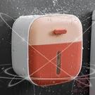 衛生間廁所紙巾盒衛生紙置物架卷紙盒免打孔抽紙盒【櫻田川島】