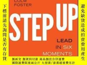 二手書博民逛書店Step罕見Up: Lead in Six Moments that MatterY410016 Henry