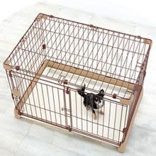 *KING WANG*Richell 寵物用簡單打掃狗籠(專用屋頂)---此為屋頂賣場