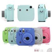 相機皮套 一次成像拍立得mini8 mini9包單肩相機皮套攝影包保護殼 數碼人生