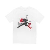 Nike 短袖T恤 Jordan Jumpman Classics Top 白 黑 男款 短T 運動休閒 喬丹 【ACS】 CV1736-101