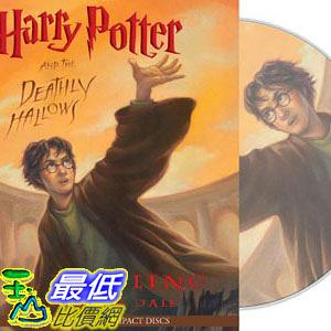 [104美國直購] 美國暢銷書排行榜 Harry Potter and the Deathly Hallows Audio CD – Audiobook