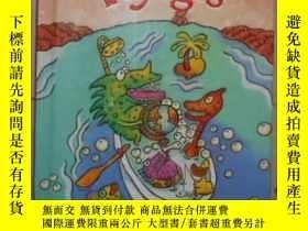 二手書博民逛書店英文原版罕見Bathtub Voyages: Tales of