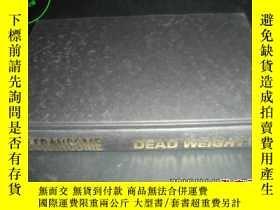 二手書博民逛書店DEAD罕見WEIGHT JOHN FRANCOME5919