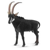 【永曄】collectA 柯雷塔A-英國高擬真動物模型-家庭動物-水羚