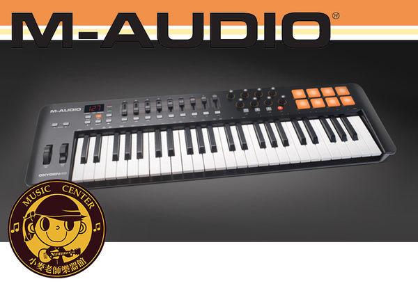 【小麥老師樂器館】M-AUDIO OXYGEN 49 MK IV USB 主控鍵盤 鍵盤 49鍵 KEYBOARD