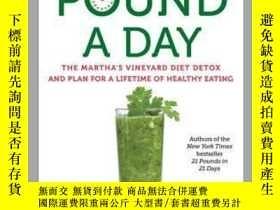 二手書博民逛書店1罕見Pound a Day: The Martha's Vineyard Diet ...-一天一磅: