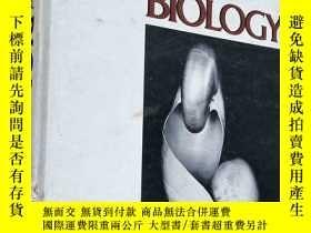 二手書博民逛書店Elements罕見of BIOLOGY【大12開精裝英文原版】