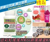 赫而司 好鎂立複合鎂 全素膠囊(100顆*1罐) 美國專利甘氨酸鎂+日本富田天然鎂