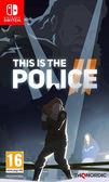 預購2018/12/31 NS 身為警察 2 This is the Police 2 中文版