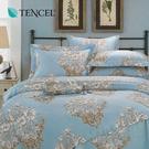 天絲 Tencel 伊西絲 床包 加大三件組 100%雙面純天絲 伊尚厚生活美學