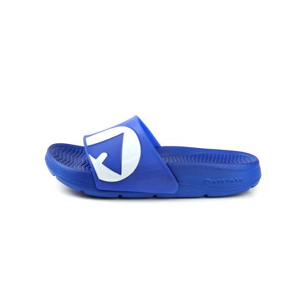 Airwalk 拖鞋 防水 童鞋 藍色 中童 A823220282 no006