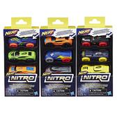 NERF極限射速賽車系列 3入車輛組