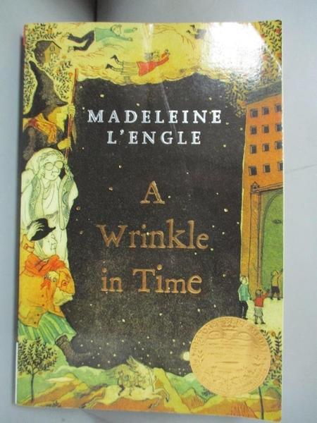 【書寶二手書T1/原文小說_HGL】A Wrinkle in Time_L'Engle