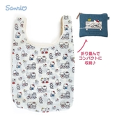 日本限定 HELLO KITTY  凱蒂貓『TOUCH YOUR HEART系列』收納摺疊式 購物袋
