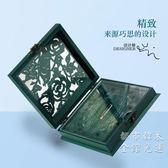 乳牙盒原創設計兒童乳牙盒男孩女孩紀念品收納盒胎毛乳牙收藏盒
