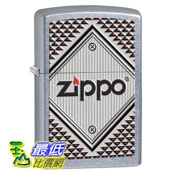 [104 美國直購] Zippo Pocket Lighter with Chrome Finish 打火機