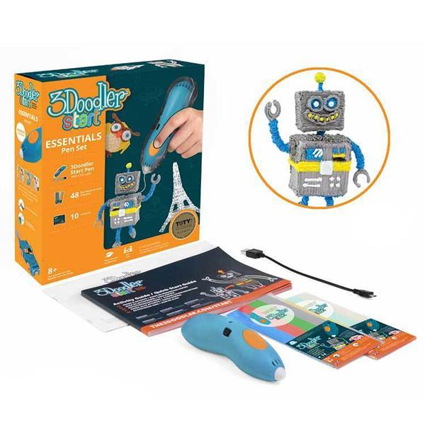 3Doodler Start 3D列印筆-基本組合 ※台灣代理商※ ★絕對原廠★ 玩具公仔模型 創意DIY 療癒小物