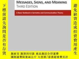 二手書博民逛書店Messages,罕見Signs, And MeaningsY364682 Danesi, Marcel Ca